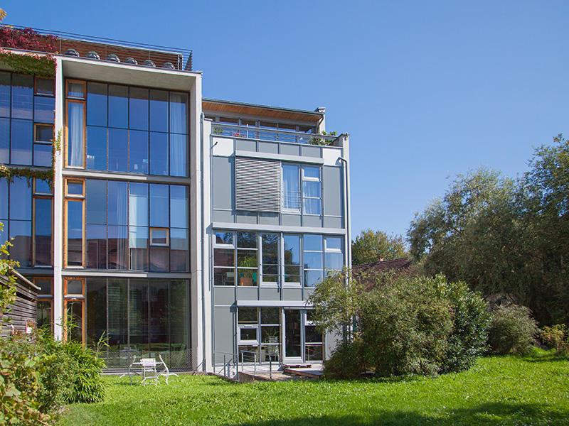Unser Büro in Tübingen. STRÖBEL   BILGER   MILDNER Ingenieure (IB Stroebel)