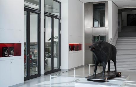 STRÖBEL BILGER MILDNER Ingenieure | Kunsthalle in Tübingen, Sanierung und Anbau