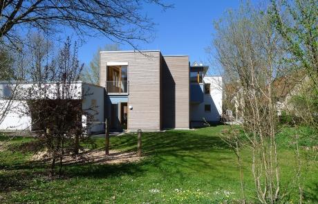 STRÖBEL BILGER MILDNER Ingenieure | Anbau | Öffentlicher Auftraggeber | Holzständer | Tübingen-Weilheim