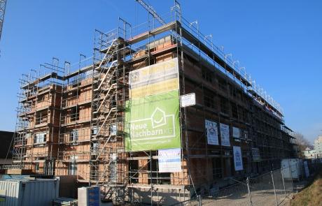STRÖBEL BILGER MILDNER Ingenieure | Neubau | Baugemeinschaft | Massivbau | Tübingen