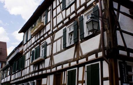 STRÖBEL BILGER MILDNER Ingenieure | Restaurierung | Privater Bauherr | historisches Fachwerk | Tübingen