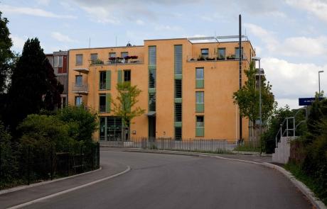 STRÖBEL BILGER MILDNER Ingenieure | Neubau | Baugemeinschaft | Massivbau/Mauerwerk | Tübingen