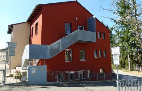 STRÖBEL BILGER MILDNER Ingenieure | Anbau/Sanierung | Öffentlicher Auftraggeber | Massivbau | Tübingen