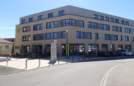 STRÖBEL BILGER MILDNER Ingenieure | Neubau Gesundheitszentrum | Öffentlicher Auftraggeber | Massivbau | Mössingen
